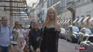 MIlano Fashion Week, parla Claudia Schiffer