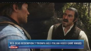 Red Dead Redemption 2 trionfa agli Italian Video Game Award