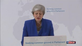Nuovo referendum per Brexit? Theresa May apre