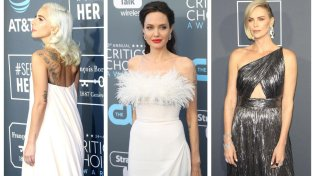 Critics  Choice Awards, gli abiti più originali visti sul red carpet