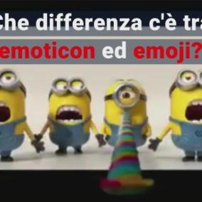 Le emoticon compiono 37 anni: qual è la differenza con le emoji?