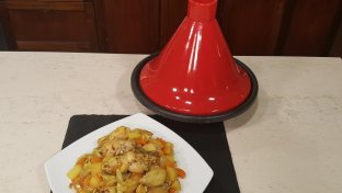 Tajine di pollo all italiana