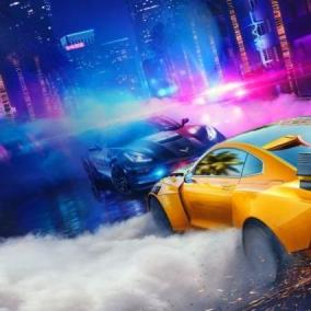 Need for Speed Heat sfreccia in un video di gioco su PlayStation 4