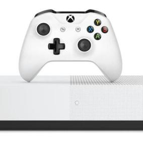 Una Xbox One senza lettore disco, all insegna del digital delivery