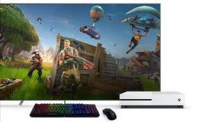 Xbox One: finalmente disponibile il supporto a mouse e tastiera