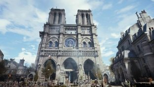 Notre-Dame, l omaggio dei videogiocatori con i video da Assassin s Creed Unity