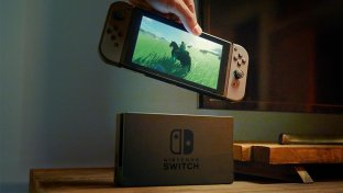 Nintendo Switch: in vendita i modelli anti-pirateria