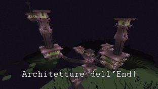 Minecraft: le città dell End