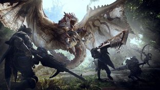 Monster Hunter: World in arrivo anche su computer ad agosto