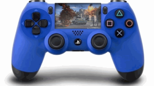 PlayStation 5: brevettato il controller con touch screen