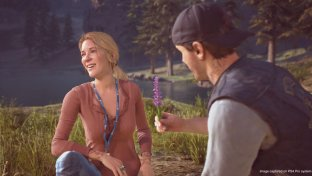 Days Gone, le foto di Deacon e Sarah