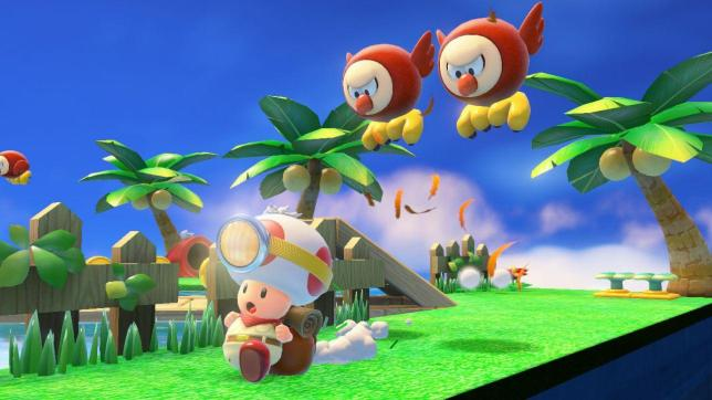 Captain Toad: Treasure Tracker ha classe da vendere