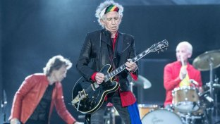 Keith Richards salutista a 75 anni:  Ho smesso di bere, ero stufo