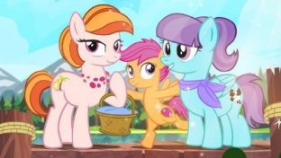 My Little Pony , la serie animata introduce la prima coppia lesbica