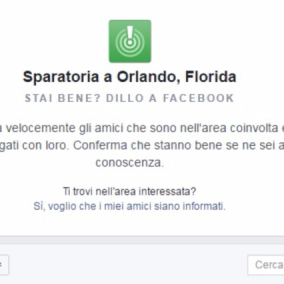 Strage Orlando: Facebook attiva Safety Check, prima volta negli Usa