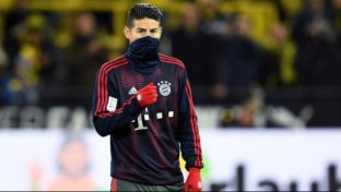 Napoli, sogno James Rodriguez per l estate