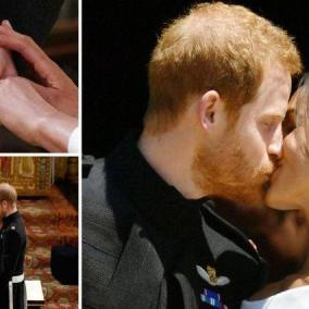 Foto, video e curiosità: il Royal wedding minuto per minuto