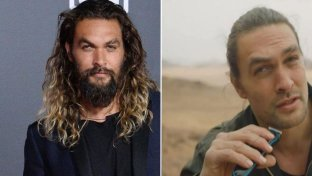 Game of Thrones , Jason Momoa: addio alla barba... per una giusta causa
