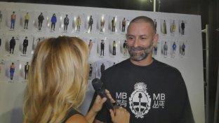 Jo Squillo: Marcelo Burlon County of Milan