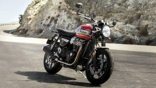 Triumph Speed Twin, la custom da 100 CV