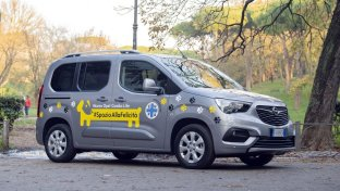 Opel Combo Life Pet Lovers Edition