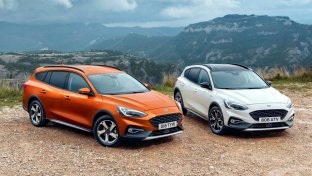 Ford Focus, arriva la variante crossover Active