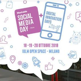 A Milano tornano i Mashable Social Media Days